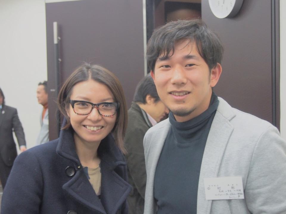 安藤美冬さんと出版セミナーにて