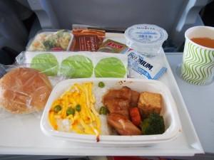 フィンエアーの機内食