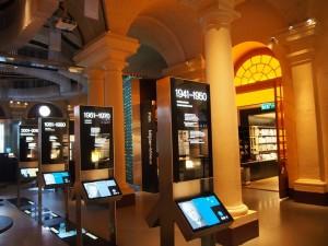 ノーベル賞受賞者として名前が残るノーベル博物館