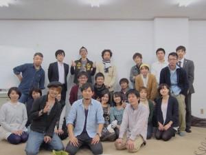 東京理想のチーム作り講演会