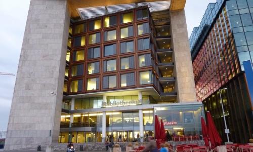 アムステルダム図書館