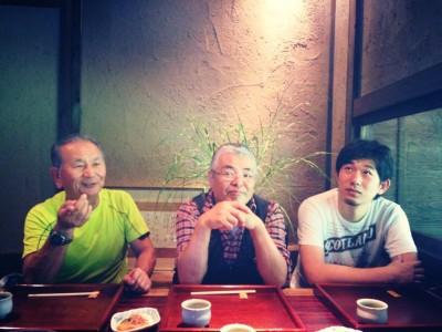 家族で富士山に