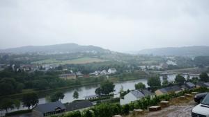 モーゼル川を起点としたドイツ、フランス、ルクセンブルグ