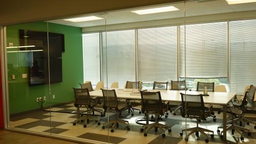 エバーノートの会議室