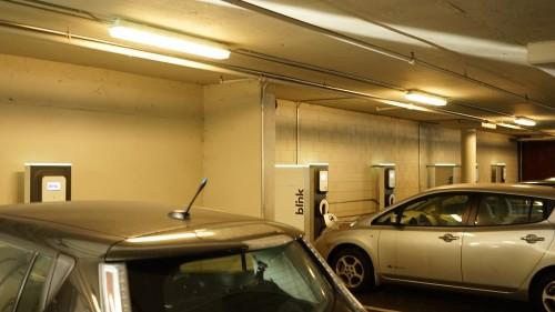 エバーノートの電気自動車