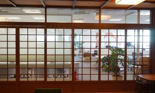 和とオフィスの融合