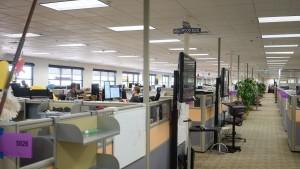 LinkedIn(リンクトイン)のオフィス内部