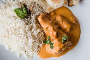 Amber India Restaurantインド料理