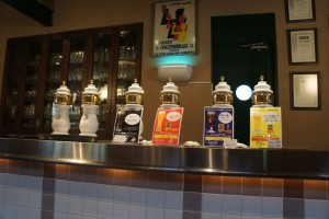 富士桜高原ビールが並ぶ