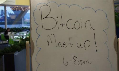 bitcoin(ビットコイン)ミートアップ