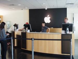 Apple(アップル)本社のApple stoa