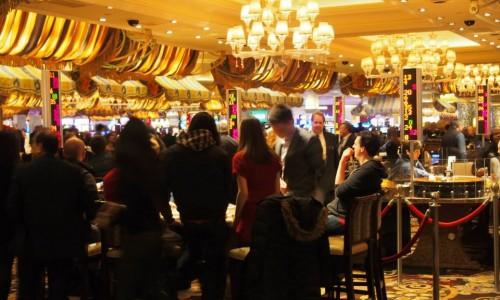 ベラージオ ラスベガス(Bellagio Las Vegas)カジノ