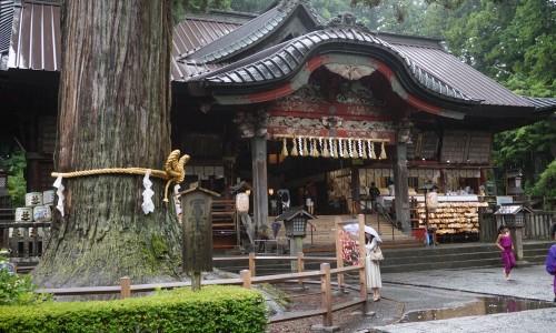 『北口本宮冨士浅間神社』の本殿