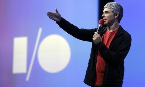 Google創業者ラリーペイジ