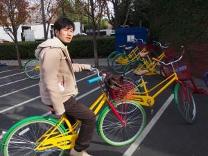 グーグルバイク