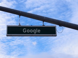 googleの標識