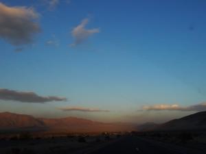 ラスベガスへの道!