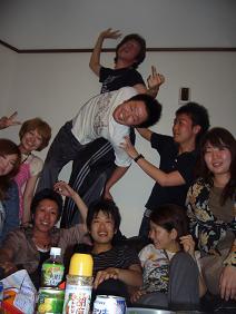 清水明夫と仲間たち