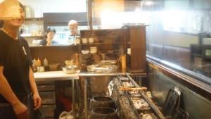 ロスアルトス「炭家」の料理人
