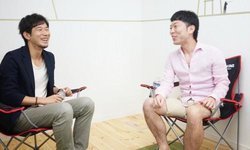 中村あきら×タナクロ田中淳也対談