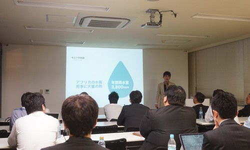 藤原宏宣さんの講演会