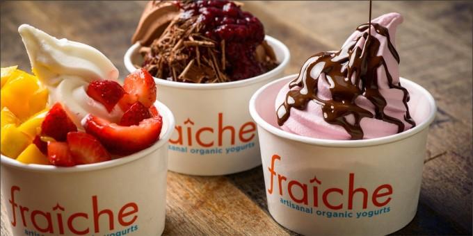 Fraiche Yogurt(フレッシュヨーグルト)