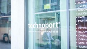 Technoport(テクノポート)のラウンジ