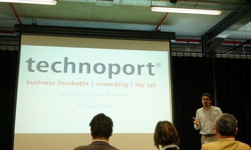 Technoport(テクノポート)の施設の説明
