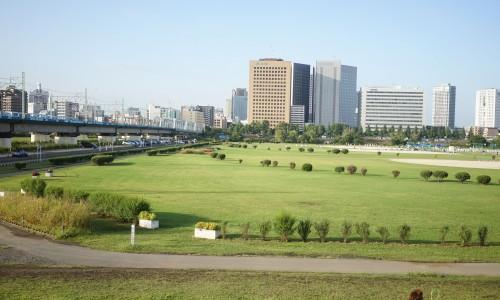 多摩川緑地