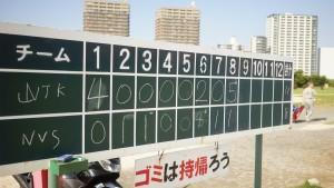 野球得点ボード