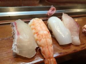 志乃多のお寿司