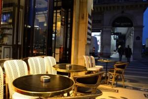 L'Imperial(ランぺリアル)のカフェ席