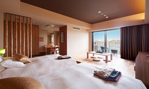 瀬長島ホテルの部屋