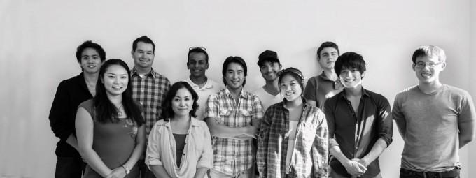 パシャデリック山村さんのサンフランシスコチーム