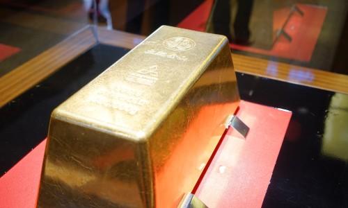 世界一の金塊
