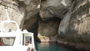 堂ヶ島クルージング洞窟めぐり