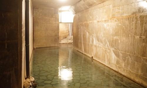 天城荘の洞窟露天風呂