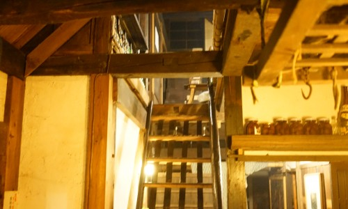 レストランひぐらしの2階