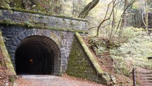 旧天城トンネルの入り口