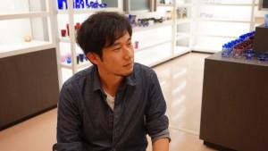 中村あきらインタビュー