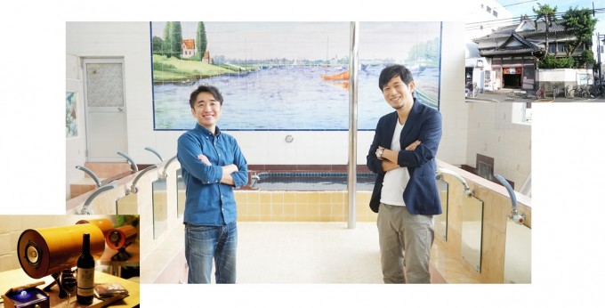 横浜・鶴見「清水湯」