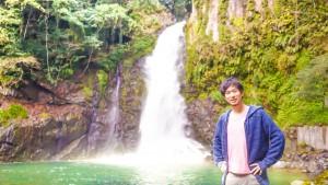 西伊豆の天城と河津大滝