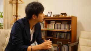 波動スピーカー三浦さん