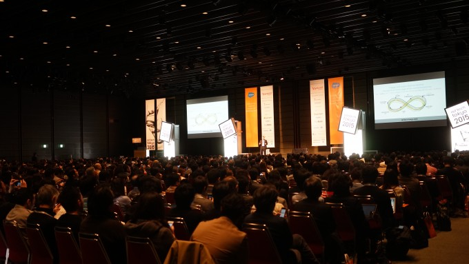 アドテック東京2015のキーノートセッション