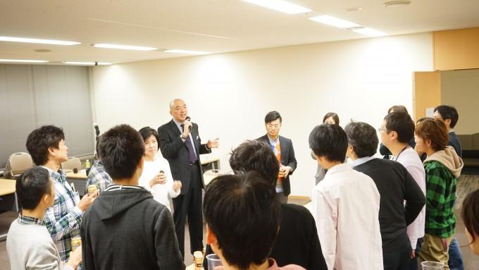 立花岳志さんの「ブログ・出版・情報発信・場作り 上級講座」