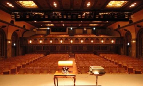 三越劇場での「演奏家のいない演奏会」