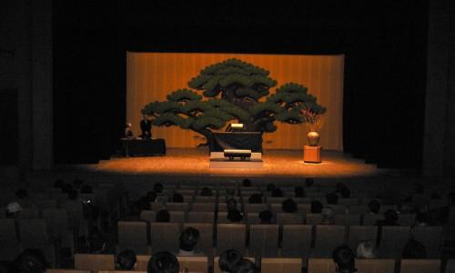 日本橋劇場での「演奏家のいない演奏会」