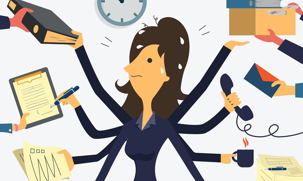 結局さ、「忙しい」人に仕事は集まってくるんだよね。忙しくなくても、忙しくして、仕事を集める方法