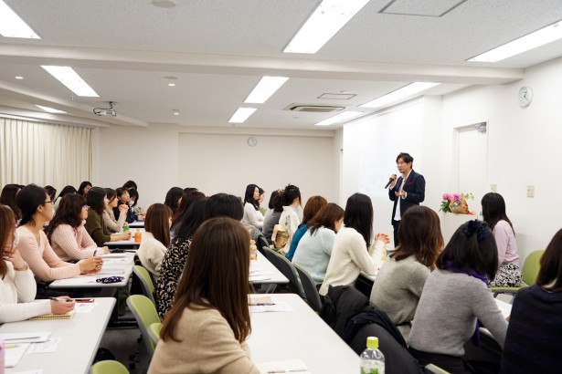 中村あきらの女性講演会