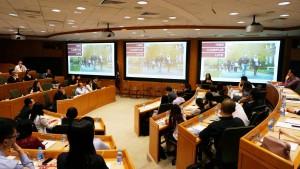 ハーバード授業ではリーダーシップや組織学を「あげちん」教授が教えている